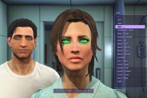 【Fallout 4 Mod紹介】キャラメイク拡張mod -LooksMenu-