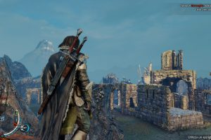 【Middle-Earth: Shadow Of Mordor】 グラフィック強化mod「Cinematic Mordor」の導入方法