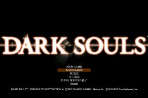 【DARK SOULS:Prepare To Die Edition】視点がグルグル回ってまともにプレイできない場合の対処法