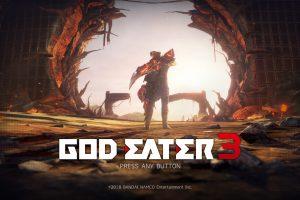 RU版『GOD EATER 3』の起動制限と日本語の有無
