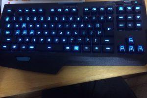 【デバイスレビュー】Logicool コンパクトメカニカルゲーミングキーボード G310