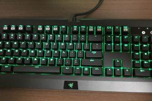【デバイスレビュー】Razer BlackWidow Ultimate 2016 英語配列ゲーミングキーボード
