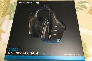 【デバイスレビュー】Logicool G933 RGB 7.1chゲーミングヘッドセット ワイヤレス