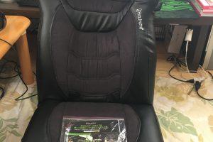 【デバイスレビュー】Bauhutte (バウヒュッテ)  ゲーミング座椅子 LOC-01-BK