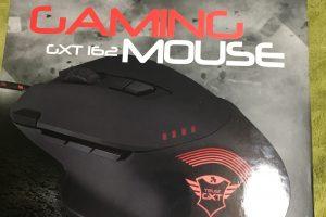 【デバイスレビュー】TRUST GXT 162 オプティカル ゲーミングマウス