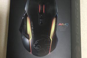 【デバイスレビュー】ROCCAT KONE AIMO-RGBA ゲーミングマウス