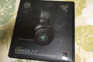 【デバイスレビュー】Razer Kraken 7.1 V2 ゲーミングヘッドセット