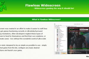 超ワイドスクリーン対応やFOV変更ができるツール「Flawless Widescreen」の使い方
