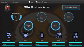 MONSTER HUNTER: WORLD(MHW)】モンスター情報などを表示する
