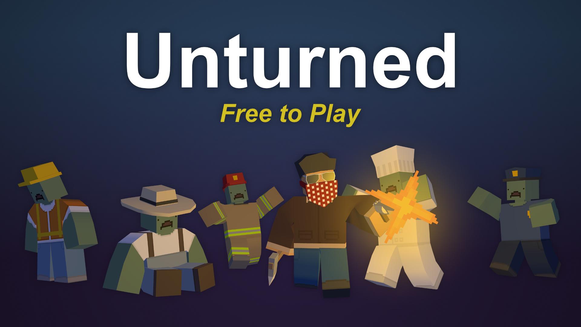 『Unturned』を日本語化する方法