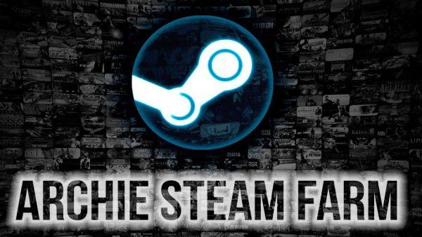 Steamトレーディングカード自動収集ツール「ArchiSteamFarm」の紹介と使い方