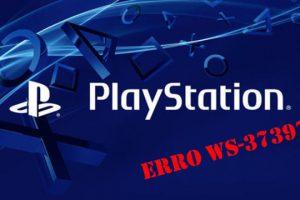 【Play Station 4】エラーコード「WS-37397-9」の解決方法