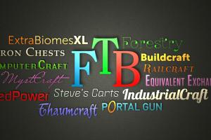 【Minecraft】様々なModを楽しめるModパック群「Feed The Beast(FTB)」の紹介と「FTBランチャー」の導入方法