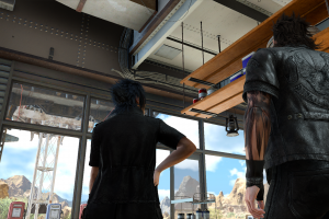 【FINAL FANTASY XV WINDOWS EDITION】現実的で写実的に変えるReshadeプリセット「Final Flash – a Cinematic ReShade with DoF」の導入方法
