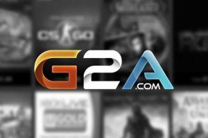要らないゲームはお金に変換!「G2A」でSteamキーなどを販売する方法