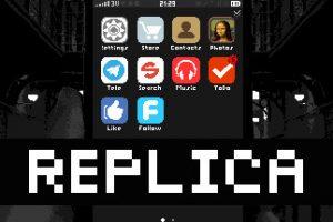 【ゲームレビュー】他人のスマホを覗き見する背徳感-Replica-