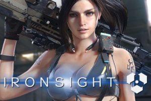 近未来FPS『Ironsight』のクローズドベータが11月14日から開幕―CoDを意識したドローン活用シューティング