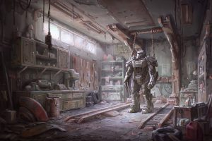 【Fallout 4】美しく改新!環境改善Mod群【空・水質・光源・天候編】