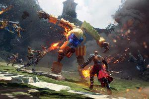 【積みゲープレイ日記】AAAタイトルのMMORPG『Skyforge』がSteamでリリースされていた